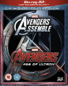 Deals List: Avengers Age Of Ultron/Avengers Assemble Doublepack Blu-ray 3D