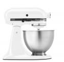 Deals List: KitchenAid KSM75WH Classic Plus Series 4.5-Quart Tilt-Head Stand Mixer, White
