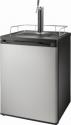 Deals List: Insignia™ - 5.6 Cu. Ft. 1-Tap Beverage Cooler Kegerator - Stainless steel, NS-BK1TSS6