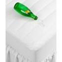 Deals List:  Home Design Waterproof Mattress Pads, Down Alternative Fiber Fill
