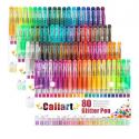 Deals List: Caliart 80 Glitter Gel Pens Coloring Pens Set