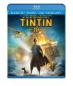 Deals List: The Adventures of Tintin Blu-ray 3D + Blu-ray + DVD + Digital
