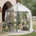 Deals List: Coral Coast Round Greenhouse with Shelving