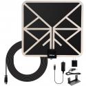 Deals List:  Xidomi TV Antenna HD Antennas Indoor Digital Amplified