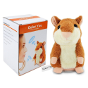 Deals List: Color You Electronic Talking Hamster Plush Toy