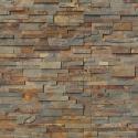 Deals List: 60 sq. ft. MS International Gold Rush Ledger Panel Natural Slate Wall Tile