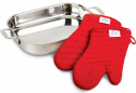 Deals List:  All-Clad 00830 Stainless-Steel Lasagna Pan w/2 Oven Mitts