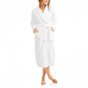 Deals List:  Women's 48-inch Spa Robe w/Shawl Collar and 2 Patch Pockets