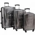 Deals List: Samsonite Winfield 2 Fashion Hardside 3 Piece Spinner Luggage Set