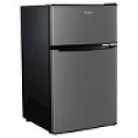Deals List:  Whirlpool 3.1 Cu. Ft. Mini Refrigerator Stainless Steel BCD-88V
