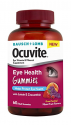 Deals List: Bausch + Lomb New Ocuvite Eye Health Gummies with Lutein, Zeaxanthin and other Antioxidants, 60 Count
