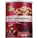 Deals List: 18.25 oz Gold Emblem Fancy Whole Cashews