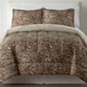 Deals List:  Home Expressions Sahara 3-pc. Comforter Set