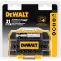 Deals List:  DEWALT DWAX100IR Screwdriving Tough Case Set 31-Piece