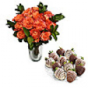 Deals List: Free Spirit Rose Bouquet and Chocolate-Covered Strawberries