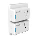 Deals List:  2-PK Conico Mini Smart Ourtlet Wireless Control Outlet Timer