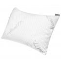 Deals List:  Homitt Shredded Breathable Bamboo Memory Foam Pillow