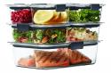 Deals List:  Rubbermaid Brilliance Food Storage Container 14-Piece Set