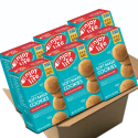 Deals List: Enjoy Life Soft Baked Cookies, Gluten-Free, Dairy- Free, Nut-Free and Soy-Free, Snickerdoodle, 6 Ounce Box (Pack of 6)
