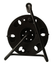 Deals List: Woods Metal Cord Reel Stand In Black (Holds Up To 150 Feet 16/3 Cords)