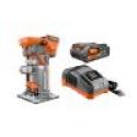 Deals List:  RIDGID 18-Volt GEN5X Li-ion Cordless Router Kit w/Battery & Charger