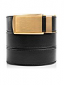 Deals List: SlideBelts Men's Leather Ratchet Belt
