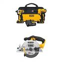 Deals List: DEWALT DCK240C2 20v Lithium Drill Driver/Impact Combo Kit (1.3Ah) with 20V MAX Circular Saw
