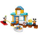Deals List: LEGO DUPLO Disney Junior Mickey & Friends Beach House, Preschool, Pre-Kindergarten Large Building Block Toys for Toddlers