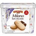 Deals List: Pepperidge Farm, Milano Cookie Tub, Dark Chocolate, 20 2pks, 15 Ounce