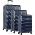 Deals List: Nine West Last Call 3 Piece Hardside Spinner Luggage Set