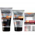 Deals List: L'Oreal Paris Men's 3-Piece Expert Skin Regimen Set