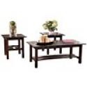 Deals List: Ashley Furniture Lewis 3-Piece Occasional Table Set
