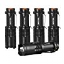 Deals List:  5-Pack Kootek Tactical Mini LED Flashlight 300 Lumens