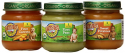 Deals List: Earth's Best Organic Stage 1 Baby Food, My First Veggies Variety Pack (Carrots, Peas, and Sweet Potatoes), 2.5 Ounce Jars, Pack of 12