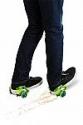 Deals List: Razor Jetts DLX Heel Wheels, Neon Green