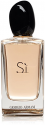 Deals List: Giorgio Armani Si Eau de Parfum Spray for Women, 3.4 Ounce