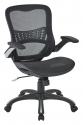 Deals List:  Office Star Mesh Back & Seat 2-to-1 Synchro & Lumbar Chair