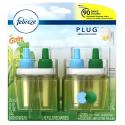 Deals List:  Febreze Noticeables Air Freshener, w/Gain Dual Refill 2 Count,1.75 Oz