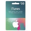 Deals List: $50 iTunes Gift Card