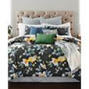 Deals List:  Martha Stewart Collection Contrast Blooms 14-Piece Comforter Set