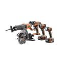 Deals List:  RIDGID 18-Volt Cordless Combo Kit (5-Piece)