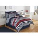 Deals List: IZOD Varsity Stripe Comforter Set