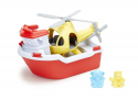 Deals List: Green Toys Rescue Boat with Helicopter