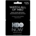 Deals List: $25 HBO NOW Gift Card