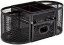 Deals List: AmazonBasics DSN-02950 Mesh Desk Organizer, Black