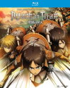 Deals List: Attack on Titan: The Complete Season One Blu-ray