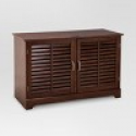 Deals List: Threshold Shuttered Door TV Stand 45-inch