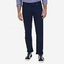 Deals List: Nautica Mens Straight Fit 5-Pocket Stretch Twill Pants
