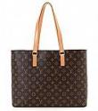 Deals List: Louis Vuitton Vintage Luco Handbag