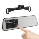 Deals List:  AUTO-VOX M6 Dash Cam Backup Camera Kit HD Mirror Cam